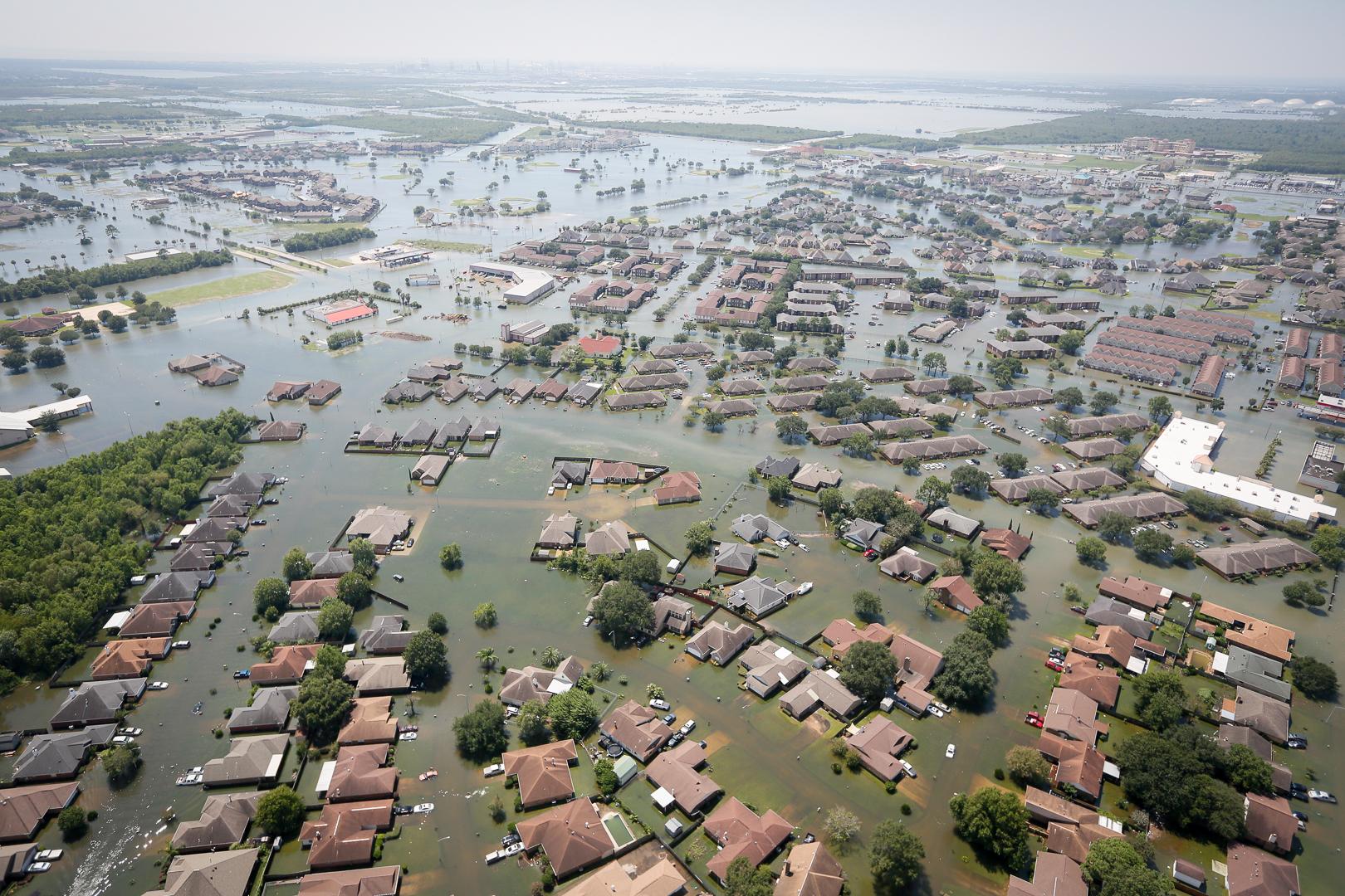 South Carolina National Guard aids Southeast Texas after Hurricane Harvey