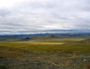 Tiksi, Russia NOAA research lab site